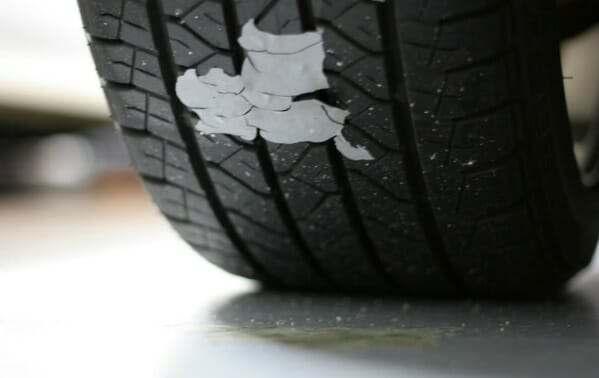 Hot Tyre Lift