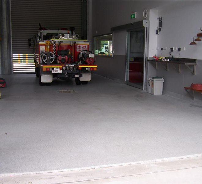Fire Station A