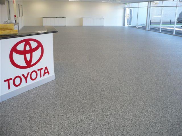 Commercial Floor Coatings Perth